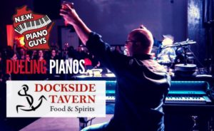 Oct 19th, Troy Neihardt plays with NEW Piano Guys Dueling Pianos