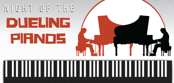 Night of The Dueling Pianos - 11/15-16