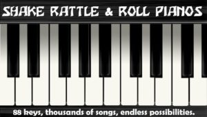 Shake, Rattle and Roll Dueling Pianos – Wednesdays – 12/4