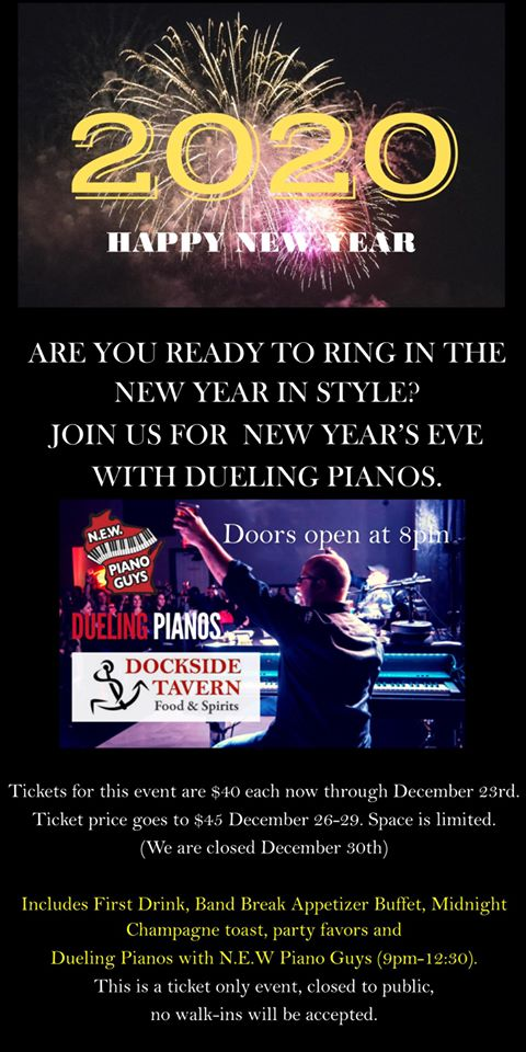 N E W Piano Guys & Troy Neihardt – New Year's Eve!