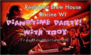 TroyBoyWorld Solo Show at Reefpoint Brew House – 1/4